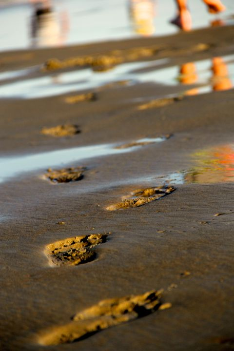 Footprints - Snapshots of a Life