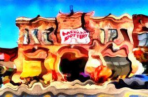 Mexican Pottery - Museum of A Lot of Art MOLOA