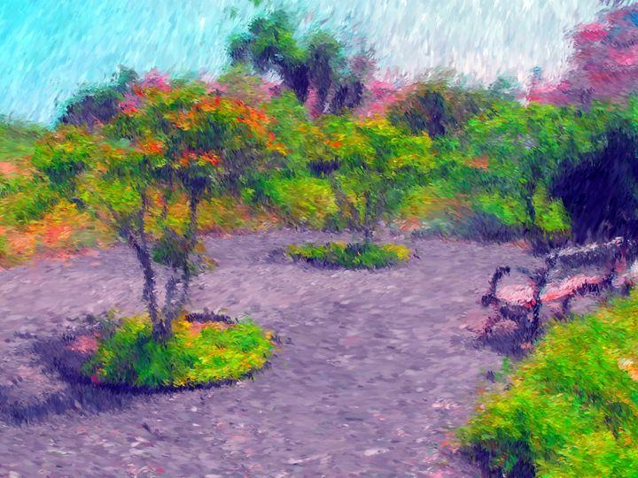 Tree Rounds - Museum of A Lot of Art MOLOA