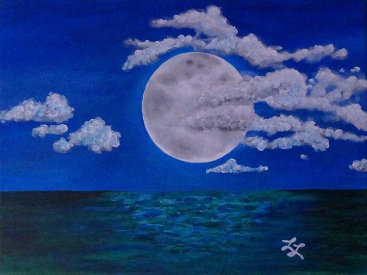 Solitude Moon - iLuminArtist