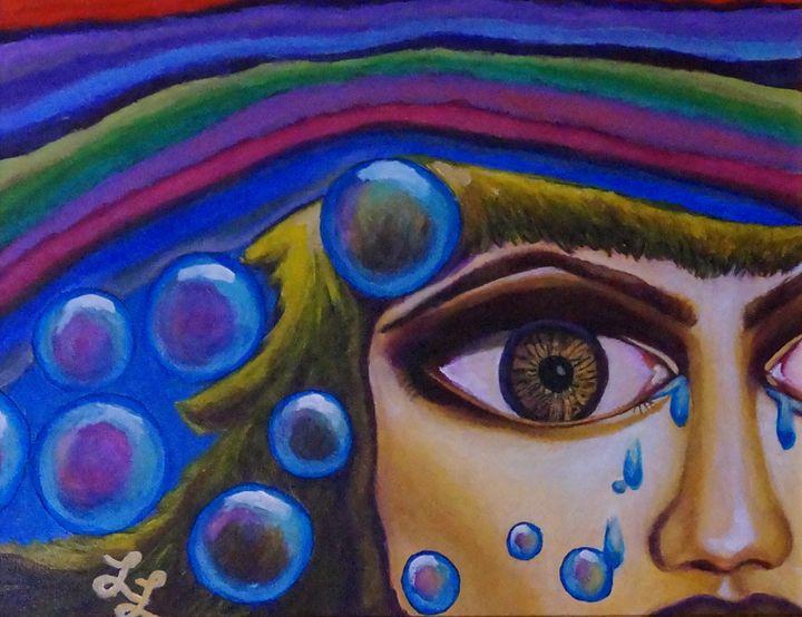 Floating Tears - iLuminArtist