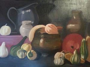 Brenda's Painting