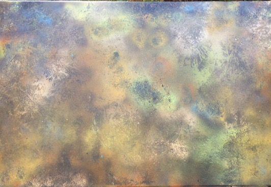Abstract CAmo - ArtbyLCruz