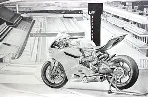 2014 1199 Ducati Panigale