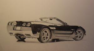 Corvette C5 50th Anniversary Edition