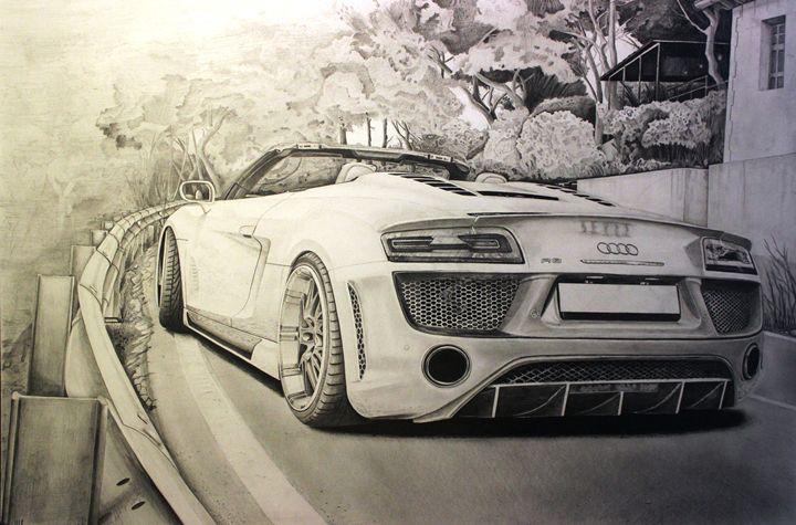 2014 Audi R8 - superbikes
