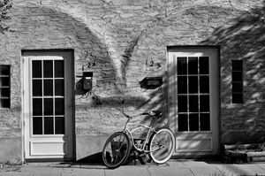Bicycle in Salida, Colo.