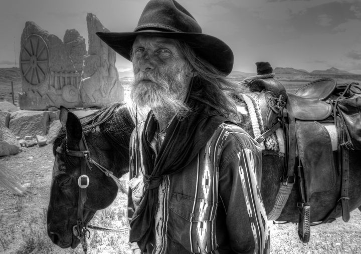 Mick Thompson, Cowboy - John McEvoy Photographer