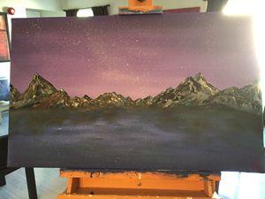 Flooded mountains celestial triumph
