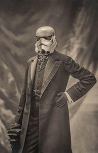 Portrait de stormtrooper