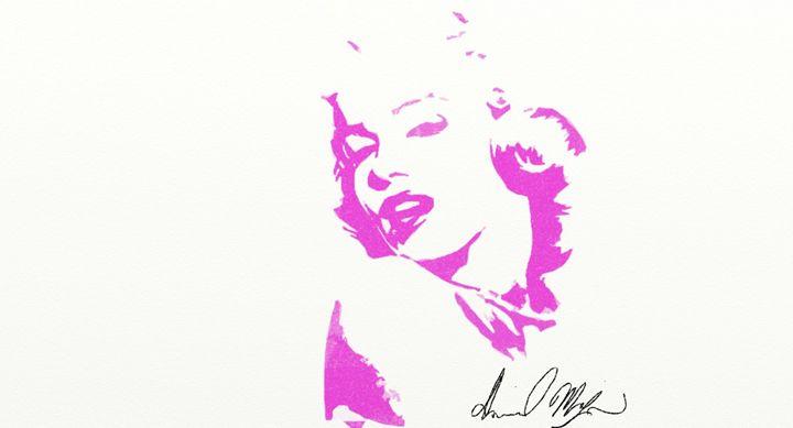 Marilyn Monroe - David Major