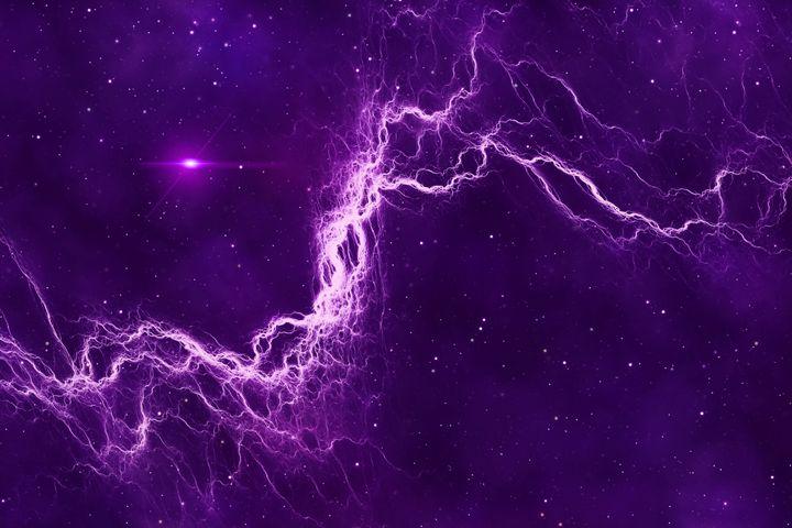 The Purple Electric - Rybird