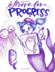 Strive for Progress!