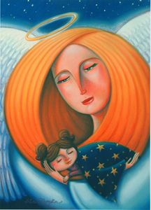 Heavenly Peace - Alicia Young Art