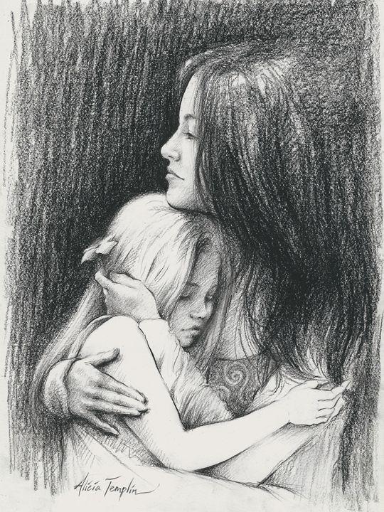 Comfort - Alicia Young Art