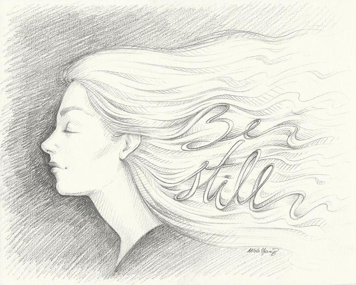 Be Still - Alicia Young Art