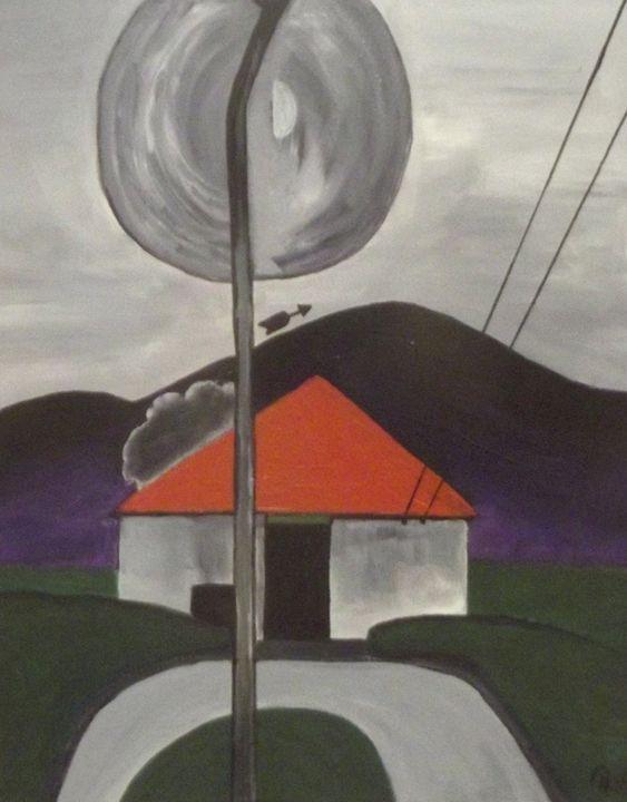 The Flagpole - Mark Rosser