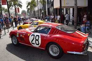 Ferrari 275 Competition Class
