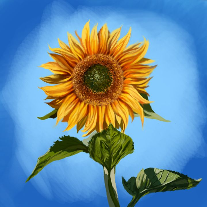 sunflowers - Vu Ngoc Duc