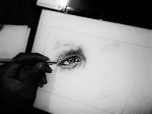 Dibujo a Boligrafo