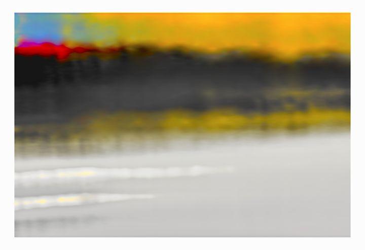 Lakeshore Sunset - G Photo Fine Art