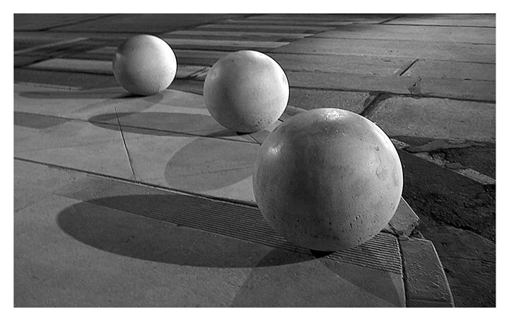 Three Balls - G Photo Fine Art