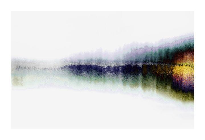 Lake Shore Winters Day - G Photo Fine Art