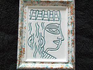 Nubian lady