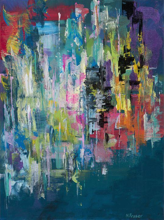 Reflection - Michelle Fraser