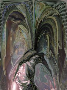 """Death Visits Metropolis"" - Andre McKee"