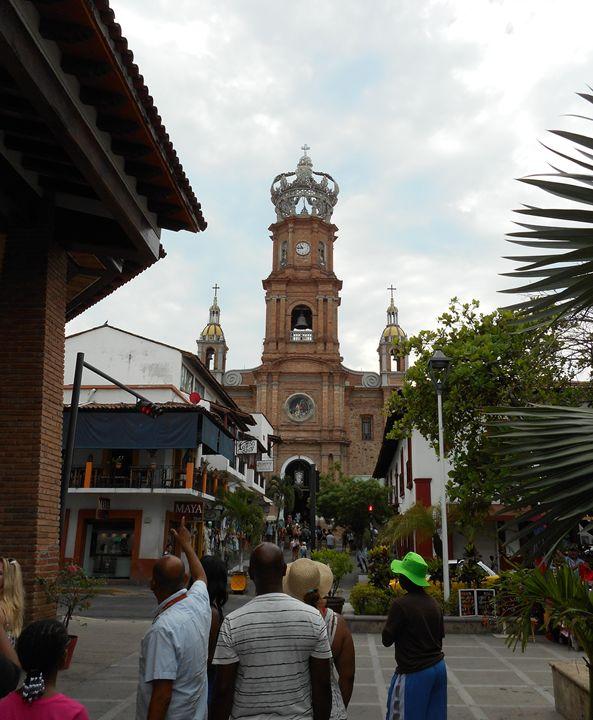 """""""Downtown Puerto Vallarta"""" - Andre McKee"""