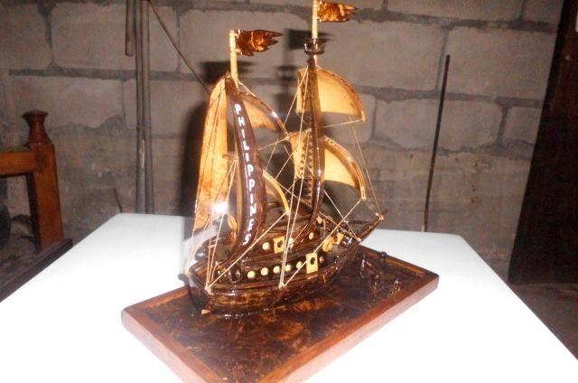 Coco Galleon - Vicpal's Artcrafts