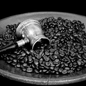 Arab copper coffee pot - Igor