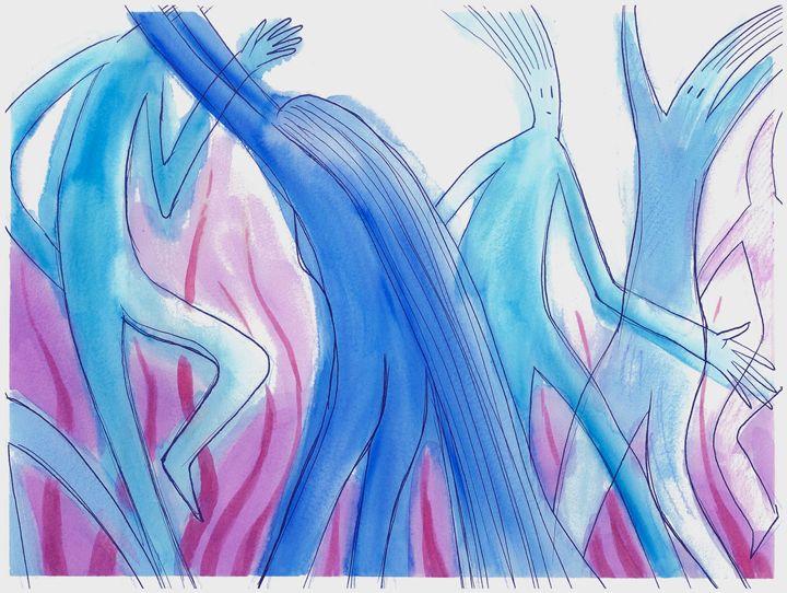 Free dance 05 - Tomek Nowik