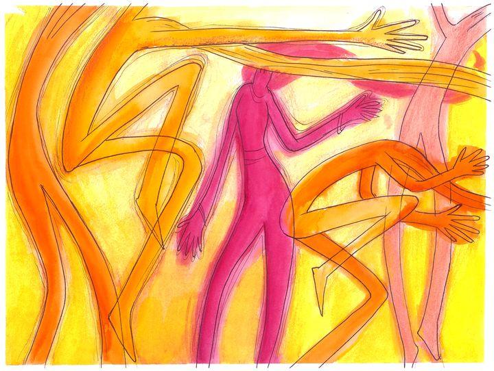 Free dance 02 - Tomek Nowik