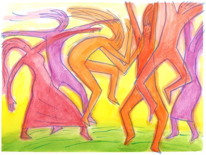 Free dance 03 - Tomek Nowik
