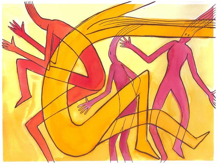 Free dance 01 - Tomek Nowik
