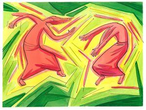 Dance yourself free 01