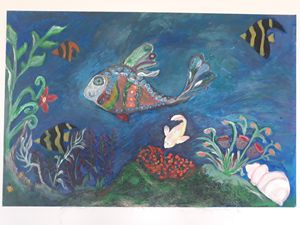 Fishes- aquarium