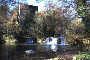 Waterfall Monte Gelato
