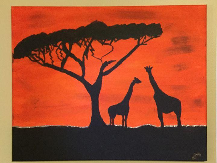 Safari - Jm art
