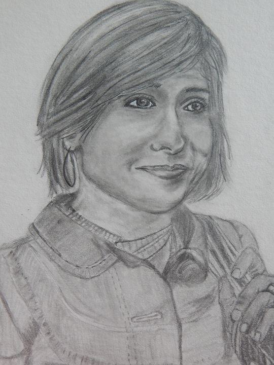 """""""chloe"""" - Sylvia Kaye"""