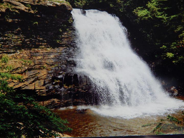 Waterfalls - Sylvia Kaye
