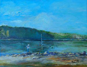 Lake Alatoona fishing
