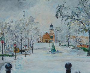 Snowy Duluth