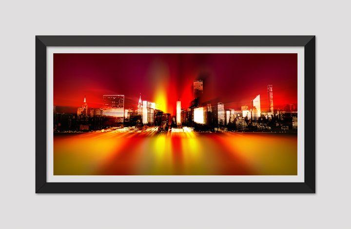 City That Never Sleeps - Joseph Anthony New Media Art & Design
