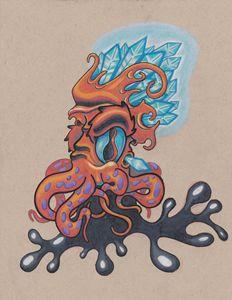 Crystal Squid
