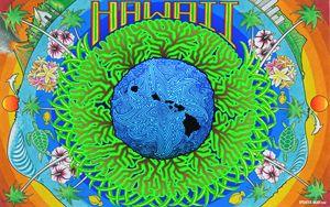Hawaii Globe - ILD