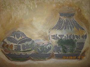 Native American Traditional Pottery