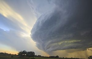 Supercell's of the Plains